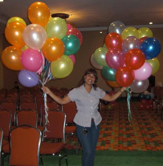 Globos con helio belkys en caracas tel fono y m s info - Como conseguir globos de helio ...