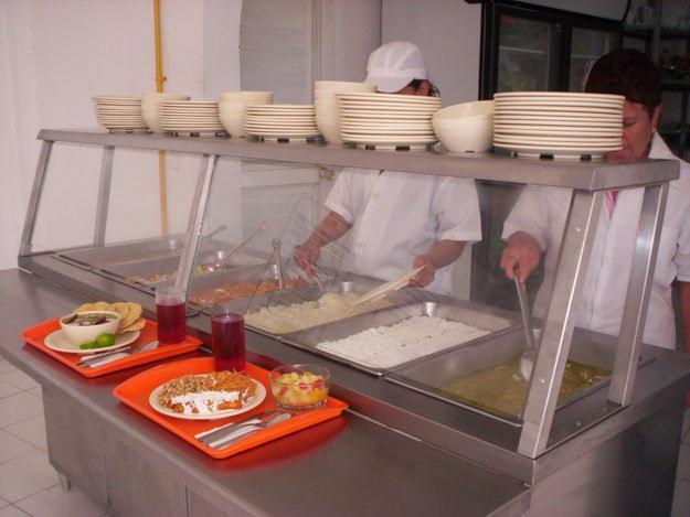Comedores industriales el sazon criollo c a en la for Muebles para comedores industriales
