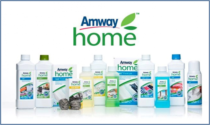 amway home care products pdf