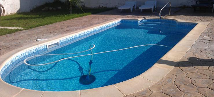 Piscinas castillo en ciudad ojeda tel fono y m s info for Construccion de piscinas merida